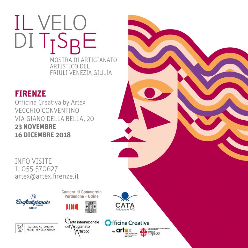 Il Velo di Tisbe Mostra Firenze